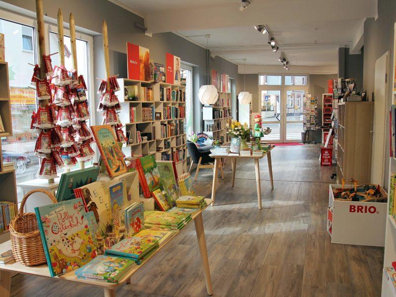 Nimmerland Kinderbuchhandlung