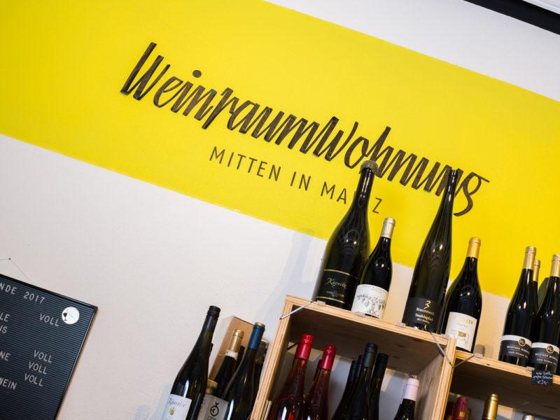 Weinraumwohnung